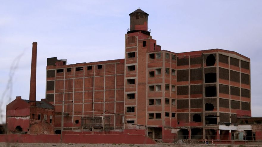 El almacén de los kits abandonados de Detroit