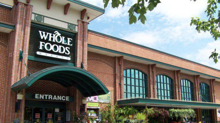 Un establecimiento de Whole Foods.