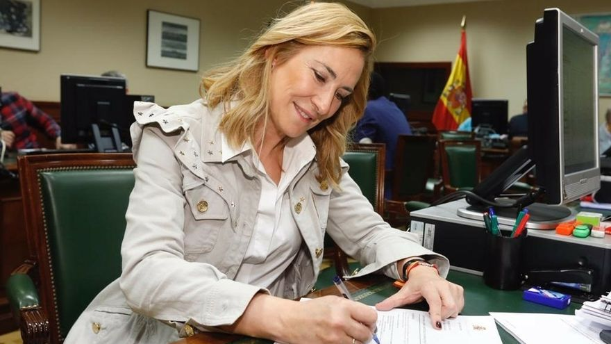 "Beltrán (PPN) dice que la entrevista a Otegi en TVE ""huele a peaje de Sánchez de cara a la investidura de Chivite"""