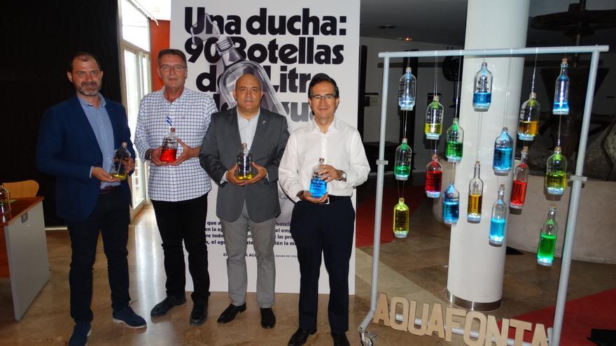 El Ayuntamiento de Cieza se une a la campaña 'El valor del agua'