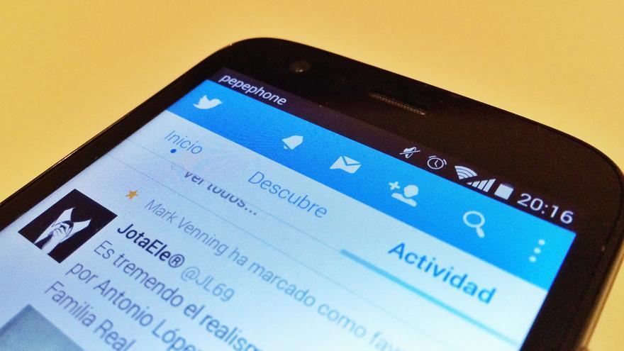 Twitter cada vez está más pesado con enseñar qué marcan como favorito tus contactos