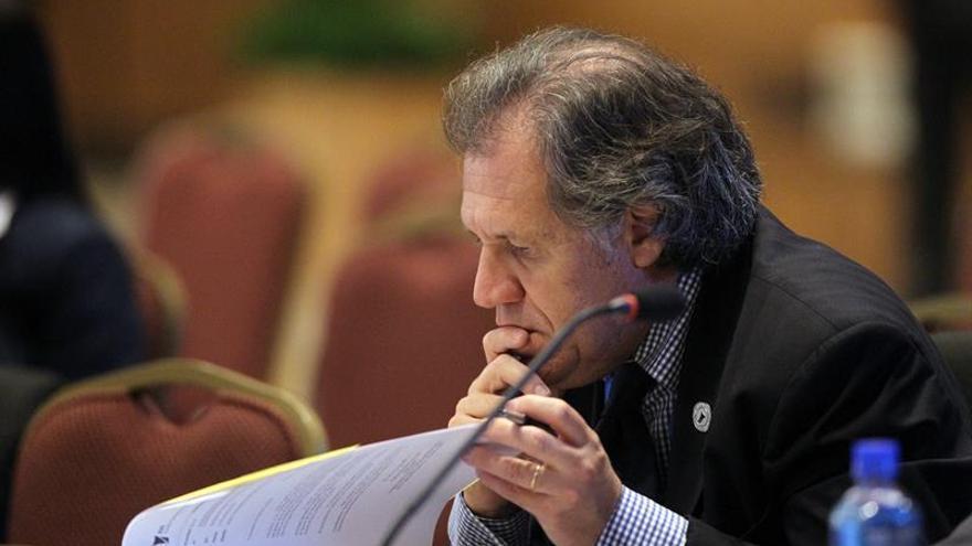 La OEA espera tener listo este mes su informe sobre la situación de Venezuela
