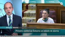 Informativos de la Televisión de Galicia en tiempos de coronavirus: los jabalíes, la verdad, la omnipresencia de Feijóo y la oposición fuera de campo
