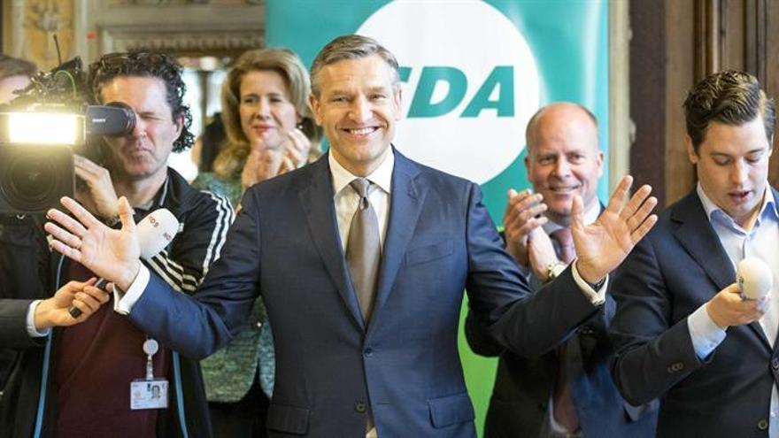 Las negociaciones para formar Gobierno darán a Holanda un giro a la derecha
