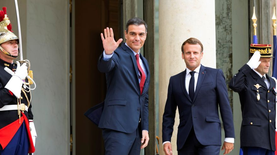 Pedro Sánchez se reúne con Macron en vísperas del Consejo Europeo