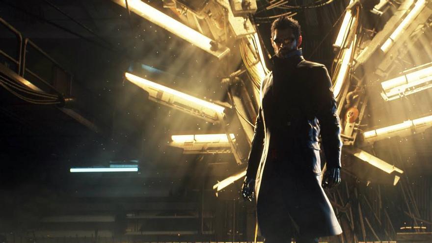 Deus Ex: Mankin Divided