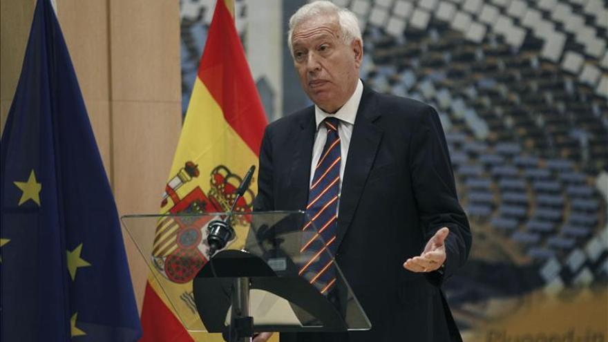 Margallo dice que el ataque de Gafo a los catalanes es incompatible con la Marca España