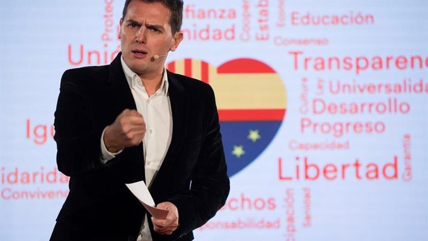 Rivera: Sí que se puede parar el 'procés' y Cs es el único voto útil