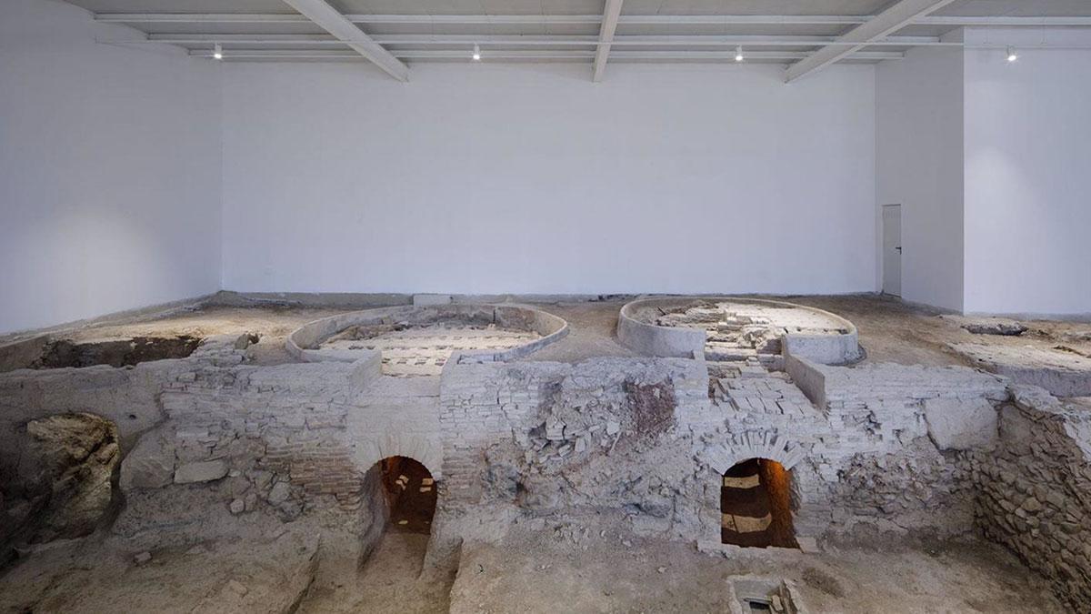Los hornos romanos.