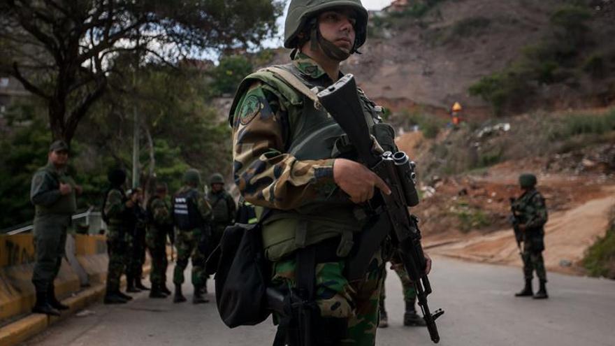 El Gobierno de Venezuela detiene a cuatro personas por supuesto plan golpista