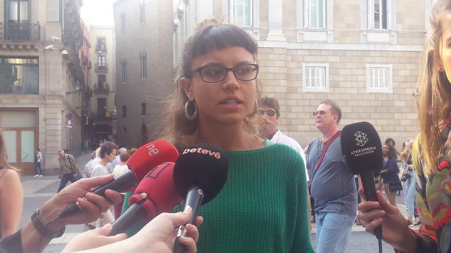 CSIF denuncia a la concejala de Barcelona Rovira (CUP) por injurias a las fuerzas y cuerpos de seguridad del Estado