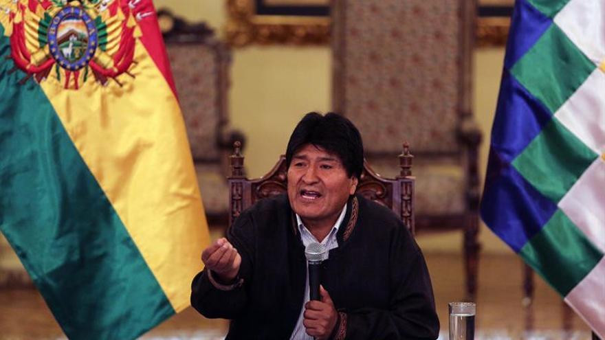 Morales pide que Mercosur no repita con Venezuela lo que la OEA hizo con Cuba