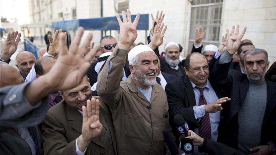 Israel ilegaliza la principal facción del Movimiento Islámico