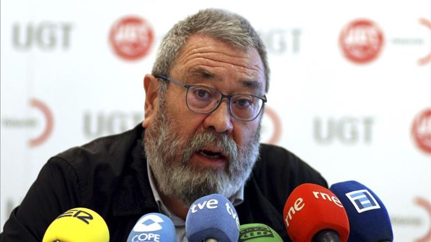 UGT reclama un cambio político el 20D que se sustente en valores progresistas