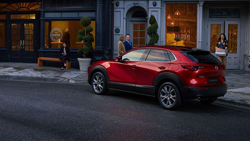 El Mazda CX-30 es versátil y espacioso, aprovechado al máximo