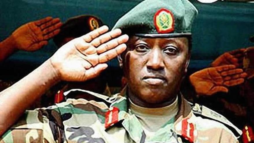 El general ruandés Karake, detenido el Londres por el genocidio de 1994