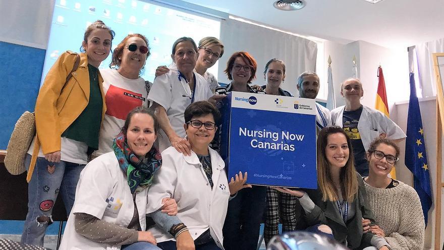 Nursing now en El Hierro