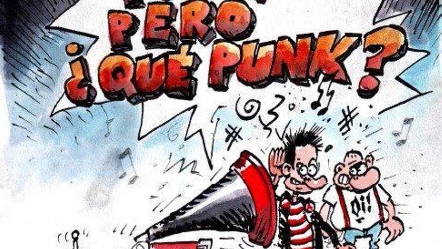 """Tomás González Lezana: """"Ahora mismo el punk está explorando nuevas direcciones"""""""