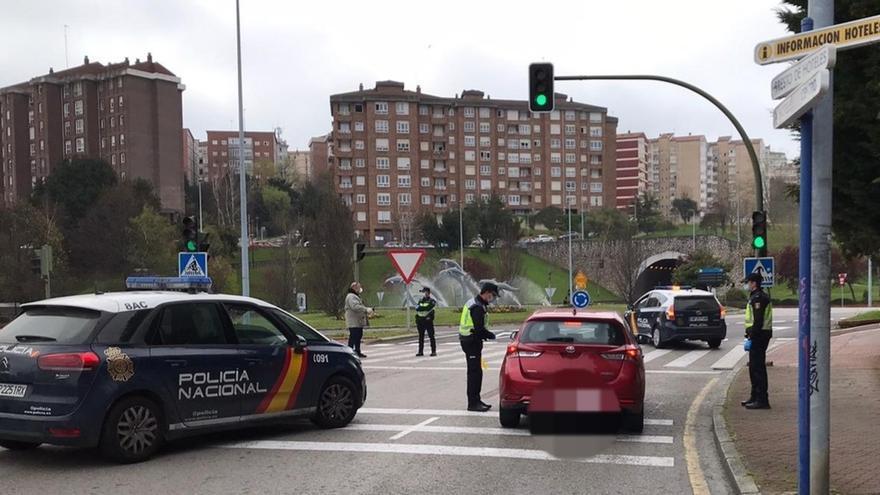 Se disparan un 143% en un día las actas de sanción en Cantabria, hasta 667, y el total rebasa las 3.100