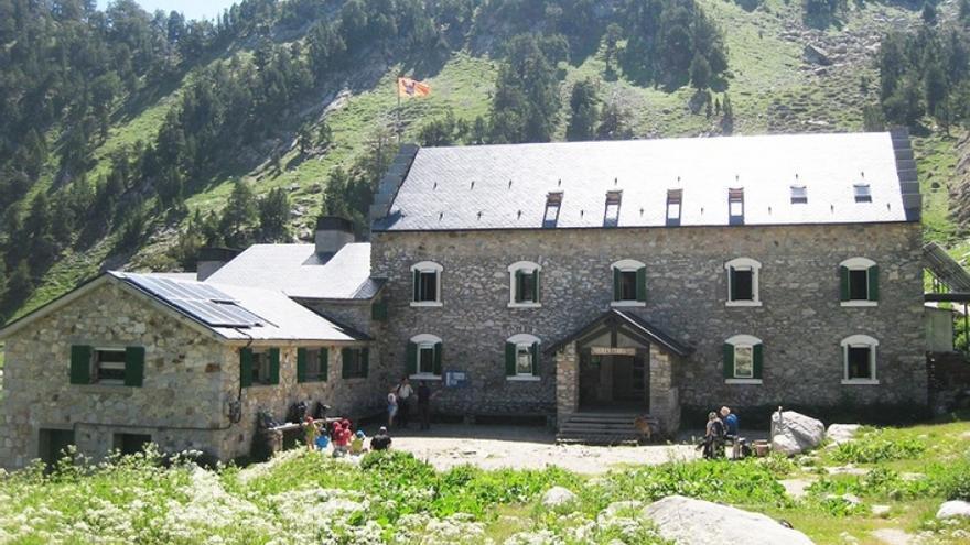 La práctica totalidad de los guardas de los refugios de la Federación Aragonesa de Montañismo van a estar titulados