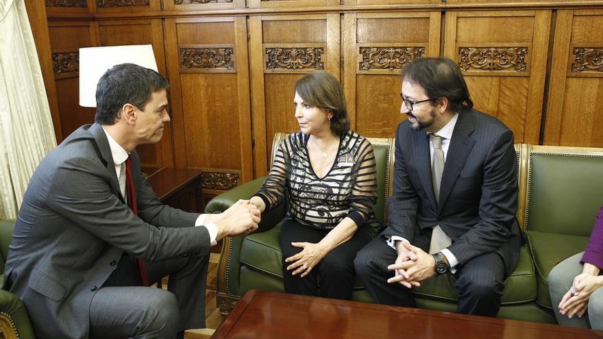 El PSOE anima al resto de partidos, incluido Podemos, a trabajar juntos para intentar mejorar la situación de Venezuela