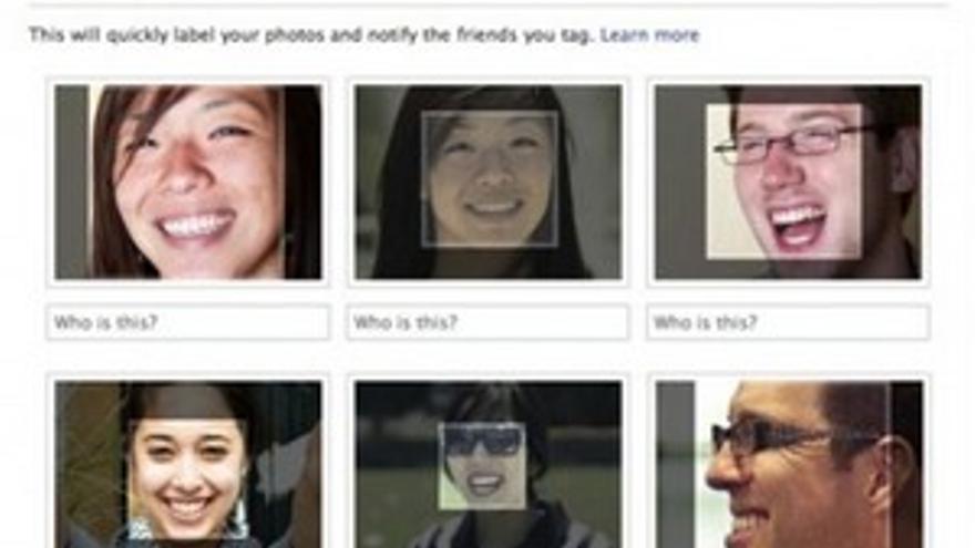 Facebook se queda con tu cara