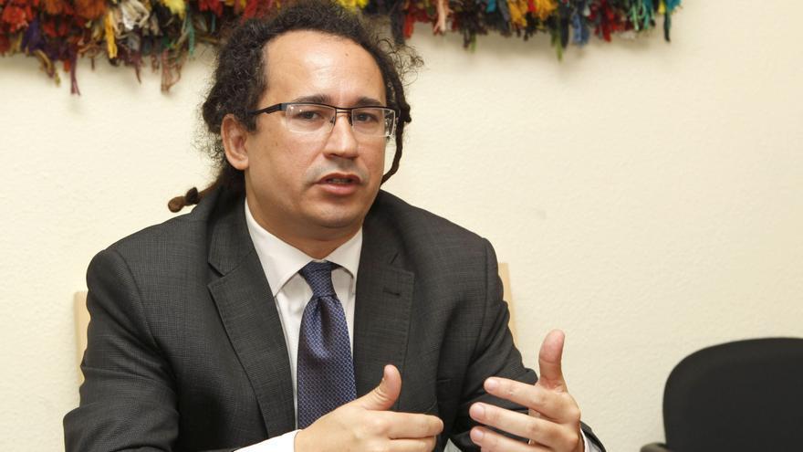 El sociólogo y profesor de la Universidad de La Laguna José Saturnino Martínez. /EFE