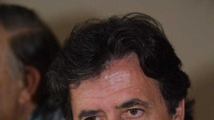 Luis Landero presenta este jueves su novela 'El balcón en invierno', dentro de 'Letras capitales'