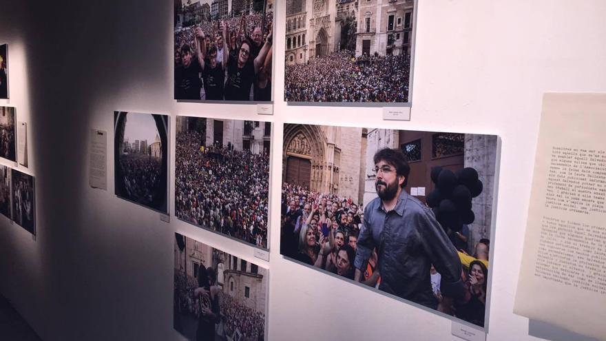 Algunas de las fotografías de la exposición