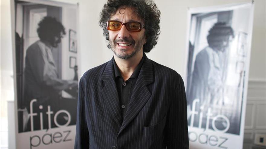 """Fito Páez pone amor y pasión en su experiencia """"extrema"""" como novelista"""