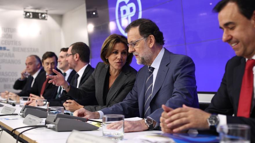 El PP se mantiene, tras la muerte de Barberá, en que se debe echar a un político cuando se abre juicio oral