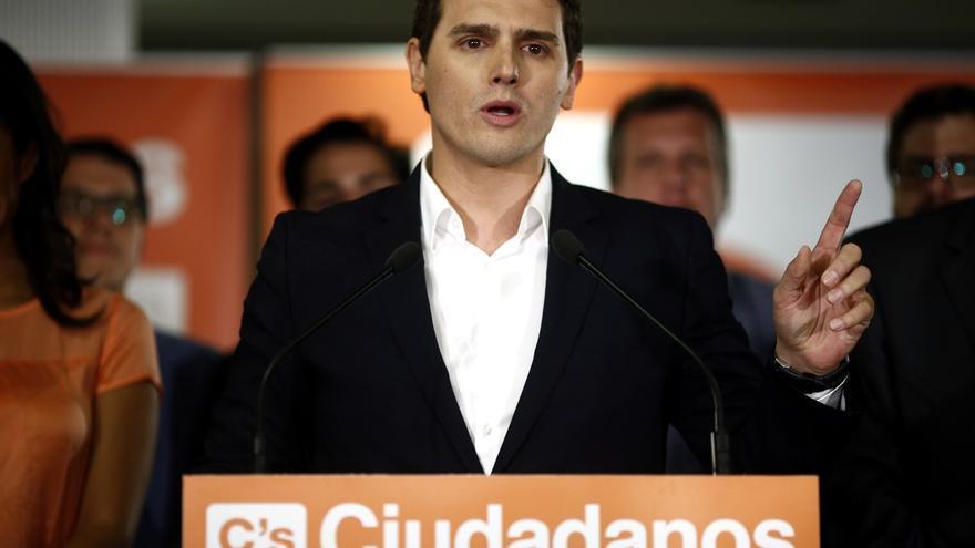 Rivera se presenta a las primarias de C's a la Presidencia del Gobierno