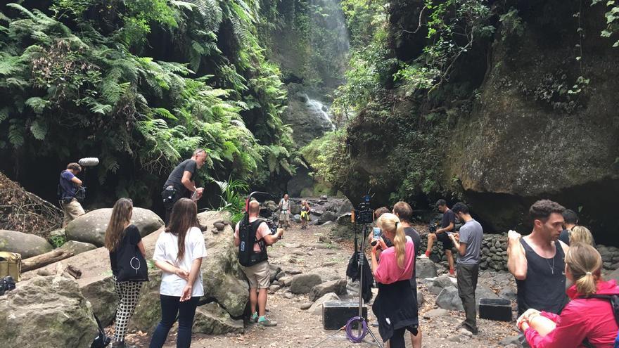Resultado de imagen de La Palma acogerá tres nuevos rodajes audiovisuales nacionales e internacionales