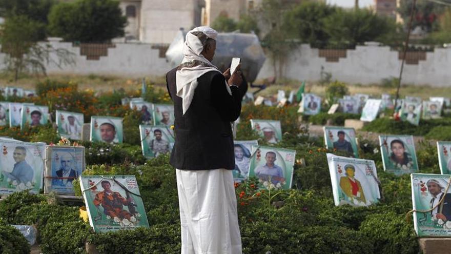 La ONU eleva a 30 el número de yemeníes muertos en los bombardeos del sábado