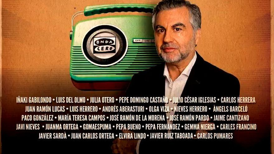 María Teresa Campos y Javier Sardá vuelven por un día a la radio en el tributo histórico de Onda Cero