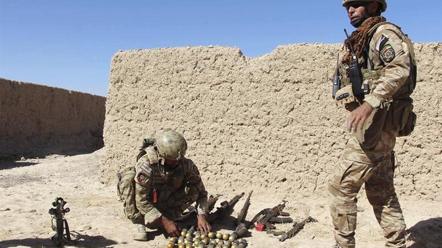 Los talibanes niegan que existan negociaciones de paz con el Gobierno afgano