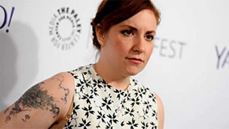 Lena Dunham, de Girls a la séptima temporada de American Horror Story - Vertele