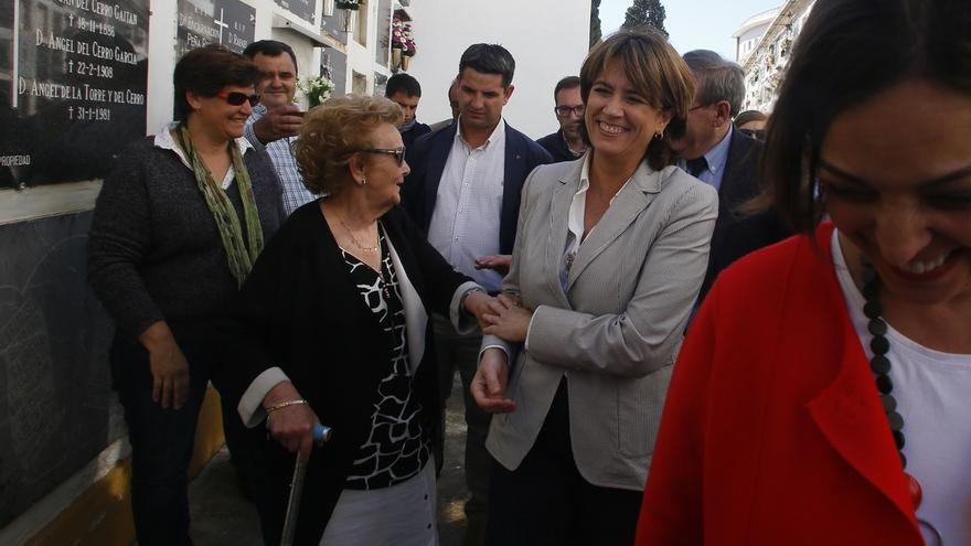"""Delgado, ante la querella de la Fiscalía contra Torra: """"Las instituciones funcionan"""""""
