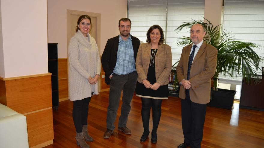 Reunión del Gobierno de Castilla-La Mancha con Orienta CLM / JCCM