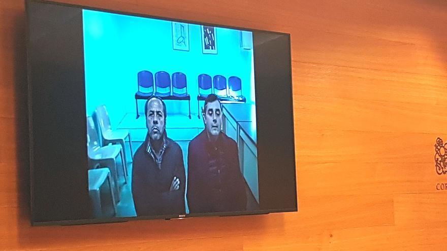 Álvaro Pérez 'El Bigotes' ha comparecido en la comisión de Feria Valencia desde la prisión