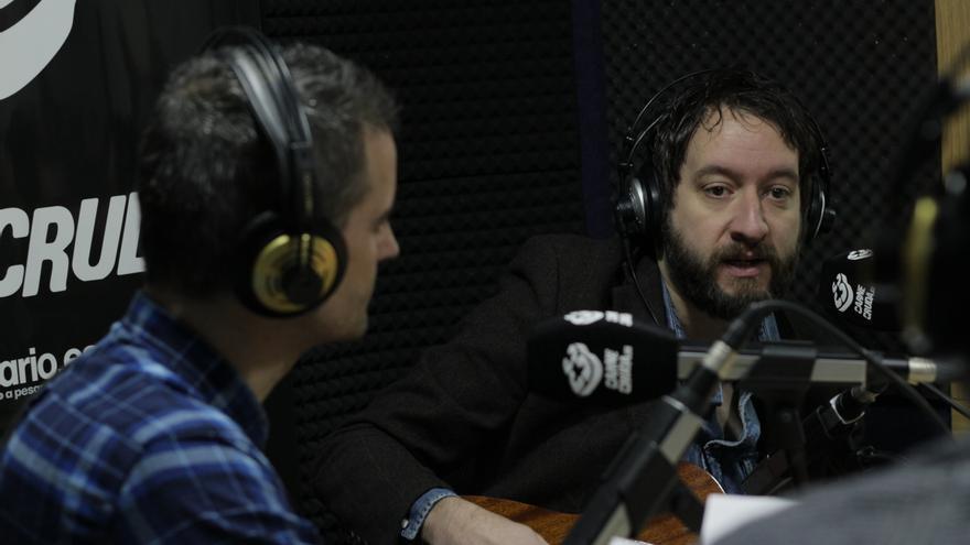 Antonio Ruiz y Sebastian Maharg de Mechanismo