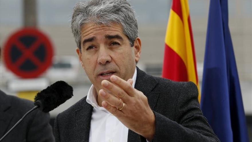 """Homs lamenta el """"póquer anticatalanista"""" que vio en el debate de candidatos"""