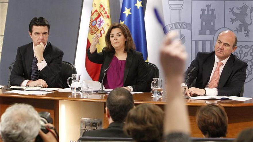El Gobierno gastará 33 millones de euros en 2013 en publicidad institucional