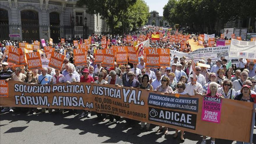 Facua pide 24 años de cárcel y 20 millones de euros para Afinsa por fraude
