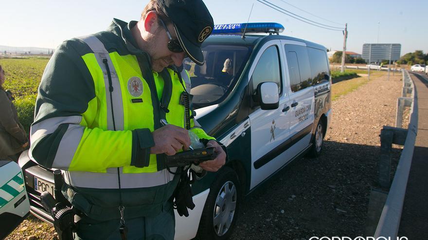 Un agente de la Guardia Civil, en una imagen de archivo | MADERO CUBERO