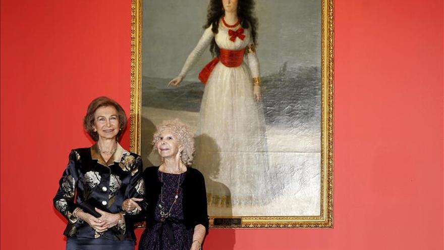 La de la Casa de Alba, una historia de amor al arte