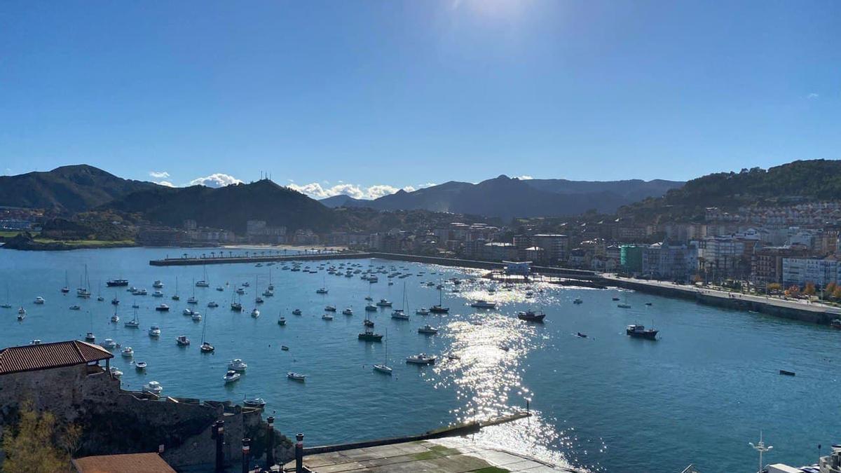 Puerto de Castro Urdiales.