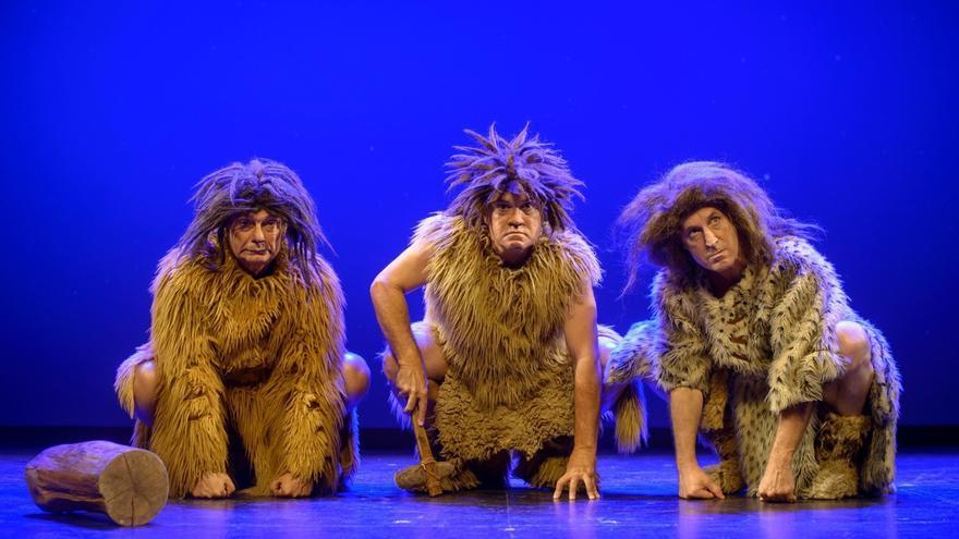 Tricicle llega al Teatro Arriaga con su espectáculo de grandes éxitos 'Hits'