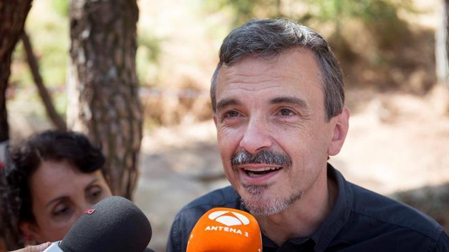 López asegura que seguirá trabajando como portavoz de Podemos en la Asamblea
