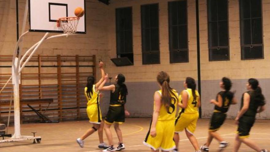 Foro: Federación de Baloncesto Femenino